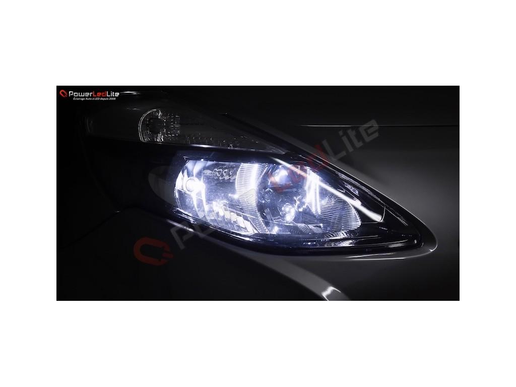 Pack Feux De Croisement Ampoules Effet Xenon Pour Hyundai Coupe Gk3