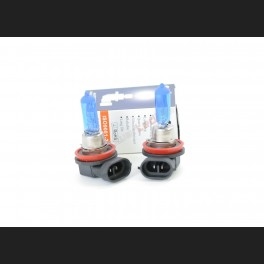 Pack de 2 Ampoules Halogène Type H8 Effet Xénon Long Life 12V 35W