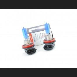 Pack de 2 Ampoules Halogène Type H11 Effet Xénon Long Life 12V 55W