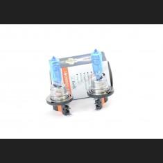 Pack de 2 Ampoules Halogènes Type H15 Effet Xénon Long Life 12V 15/55W Blanc Pur 6000K