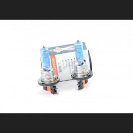 Pack de 2 Ampoules Halogène Type H15 Effet Xénon Long Life 12V 15/55W