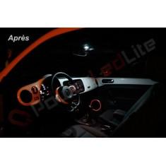 Pack LED Habitacle Intérieur pour Honda Jazz II