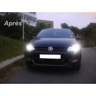 Pack Feux de Croisement / Routes Ampoules Effet Xenon pour Kia Sorento 3