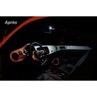 Pack LED Habitacle Intérieur pour Mazda 2 MKI