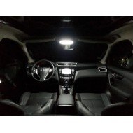 Pack LED Habitacle Intérieur pour Nissan X-Trail II