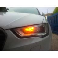 Pack Clignotants Ampoules LED CREE pour Peugeot 1007