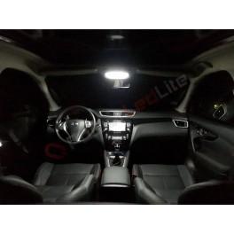 Pack LED Habitacle Intérieur pour Fiat Stilo