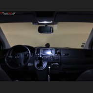 Pack LED Habitacle Intérieur pour Citroën Jumper