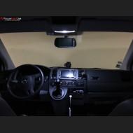 Pack LED Habitacle Intérieur pour Fiat Doblo