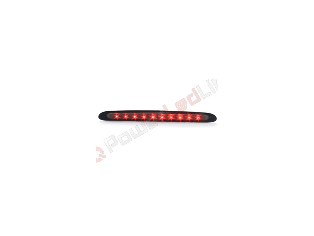 3 me feux stop led pour seat leon 1p 05 09 black powerledlite. Black Bedroom Furniture Sets. Home Design Ideas