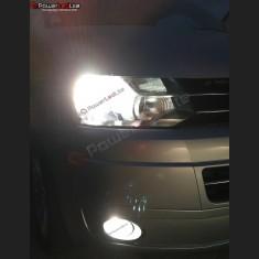 Pack Feux Anti Brouillard Ampoules Effet Xenon pour Peugeot Bipper