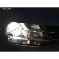 Pack Feux de Route / Croisement Ampoules Effet Xenon pour Renault Master II