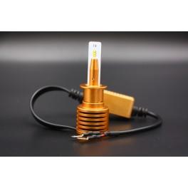 Pack d'Ampoules LED Haute Puissance H1 Canbus Blanc Intense pour Phares