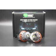 Angel Eyes MTEC à LED MT-611 (anneaux BMW)