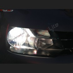 Pack Feux de Route Ampoules Effet Xenon pour Peugeot Partner III