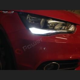 Pack LED Feux de jour / veilleuses pour Peugeot Rifter