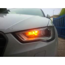 Pack Clignotants Ampoules LED CREE pour Peugeot Rifter
