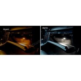 Pack LED Habitacle Intérieur pour Seat Altea