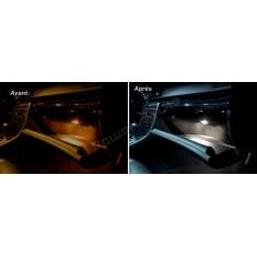 Pack LED Habitacle Intérieur pour Seat Toledo 3