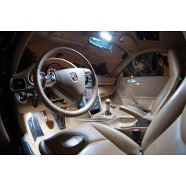 Pack LED Habitacle Intérieur LUXE pour Peugeot 208