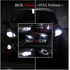 """BOX Vision PowerLedLite """"Full Extérieur"""" pour Peugeot Rifter"""