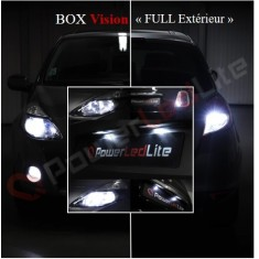 """BOX Vision PowerLedLite """"Full Extérieur"""" pour Seat Altea"""