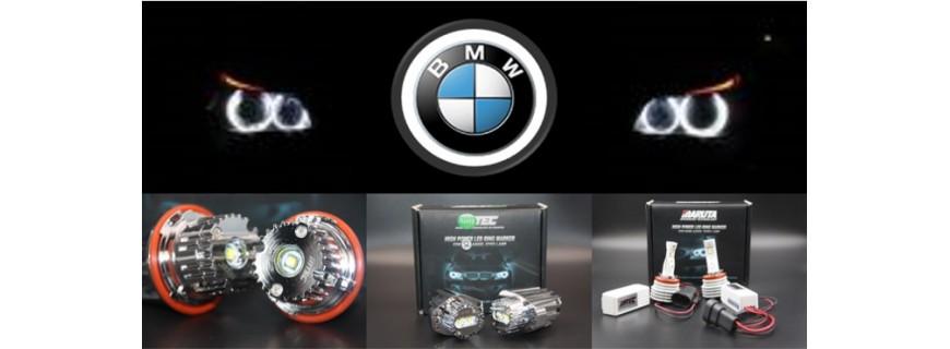 Led AMPOULES ANGEL EYES BMW