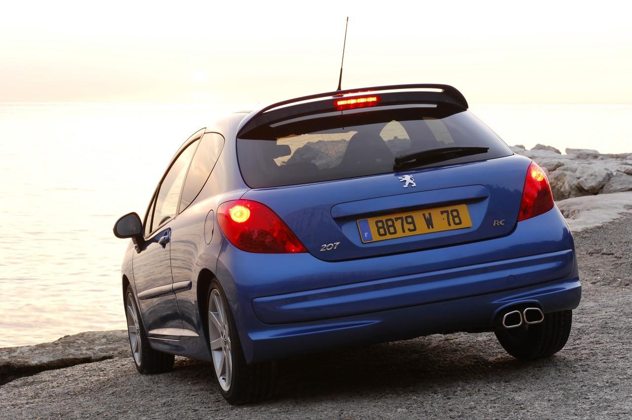 Led Peugeot 207 (2006-2013)