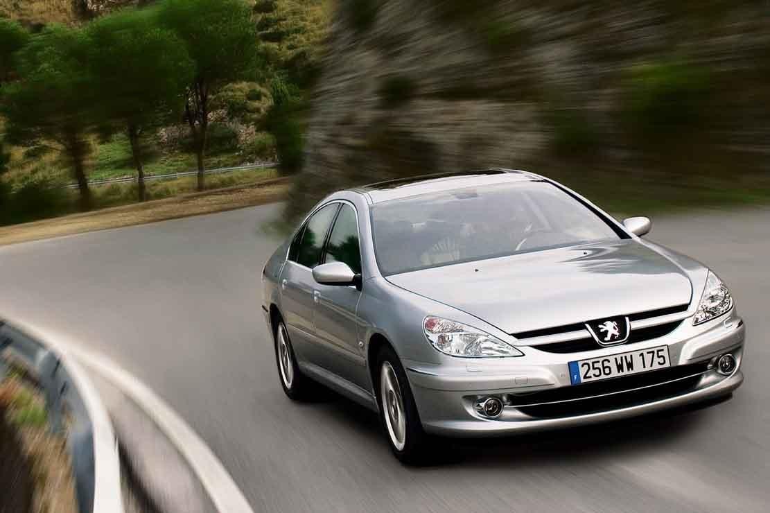 Led Peugeot 607 (1999-2010)