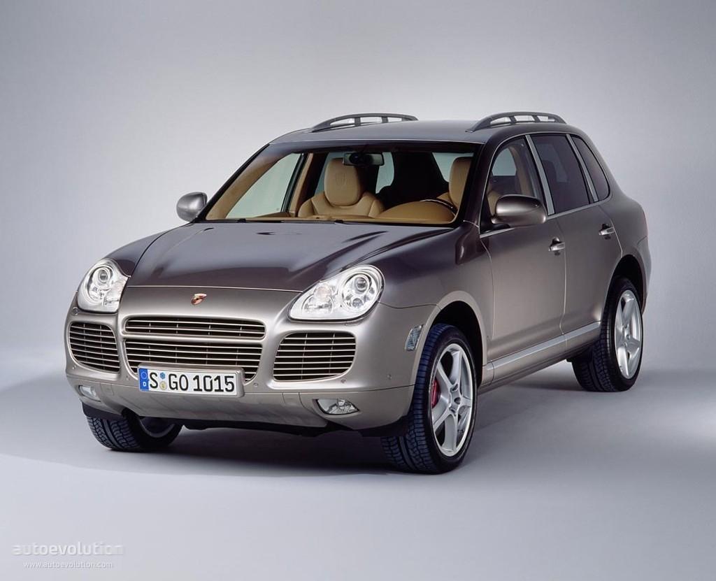 Led Cayenne type 955 (2002-2006)
