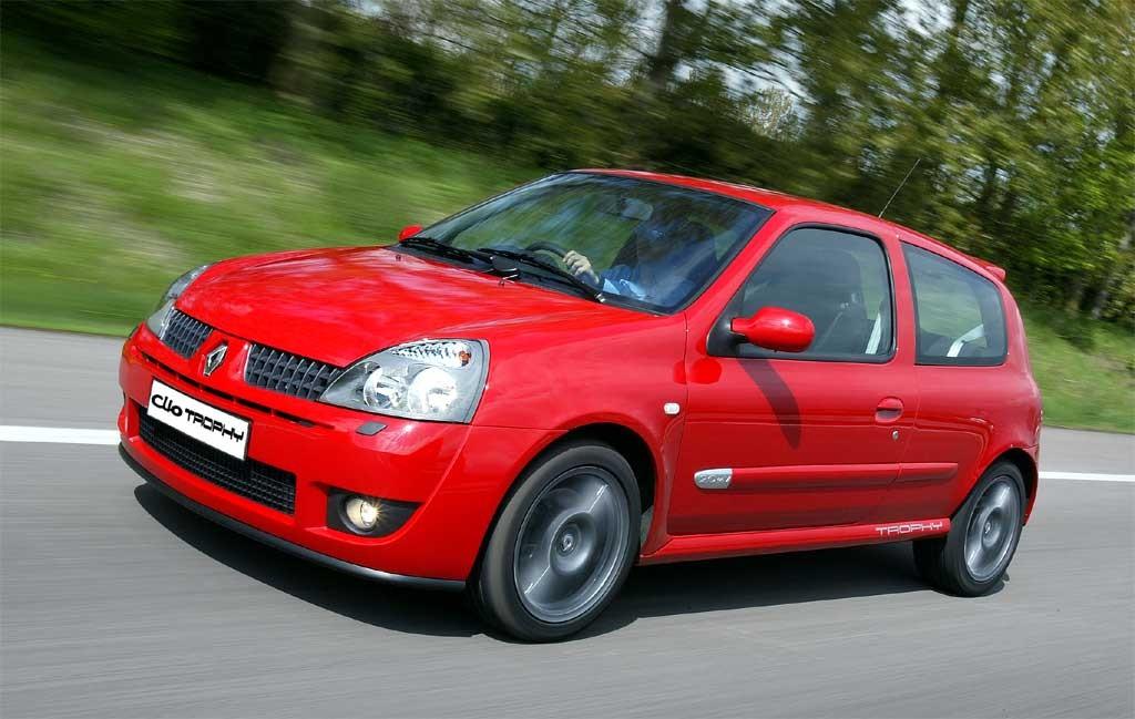 Led Clio II (1998-2012)
