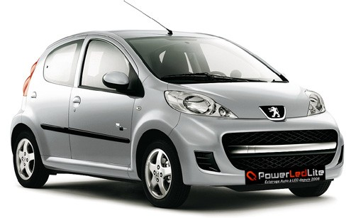 Led Peugeot 107 (2005-2014)