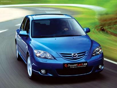 Led Mazda 3 MKI (2003-2009)