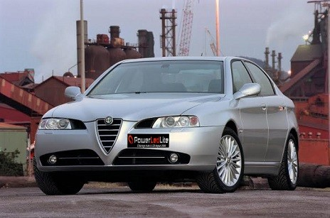 Led Alfa 166 (1998-2007)