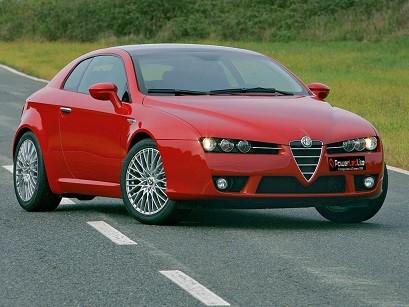 Led Alfa Brera (2005-2010)
