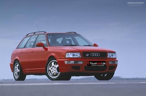 Led Audi 80 S2 RS2 (1991-1995)