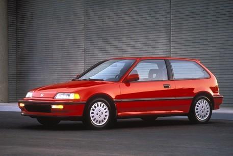 Led Civic 4G (1987-1991)