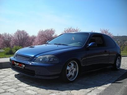 Led Civic 6G (1996-2000)