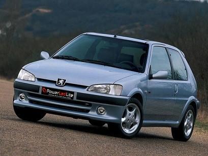 Led Peugeot 106 (1991-2003)