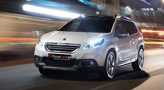 Led Peugeot 2008 (2013-2019)