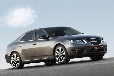 Led Saab 9-5 (2009-2011)