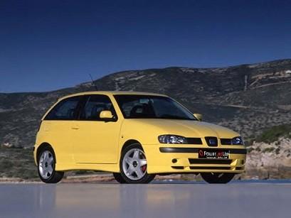 Led Ibiza 6K2 (1999-2001)