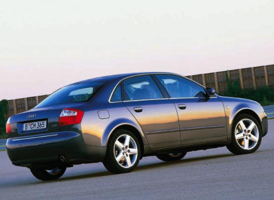 Led Audi A4 B6 (2001 - 2004)