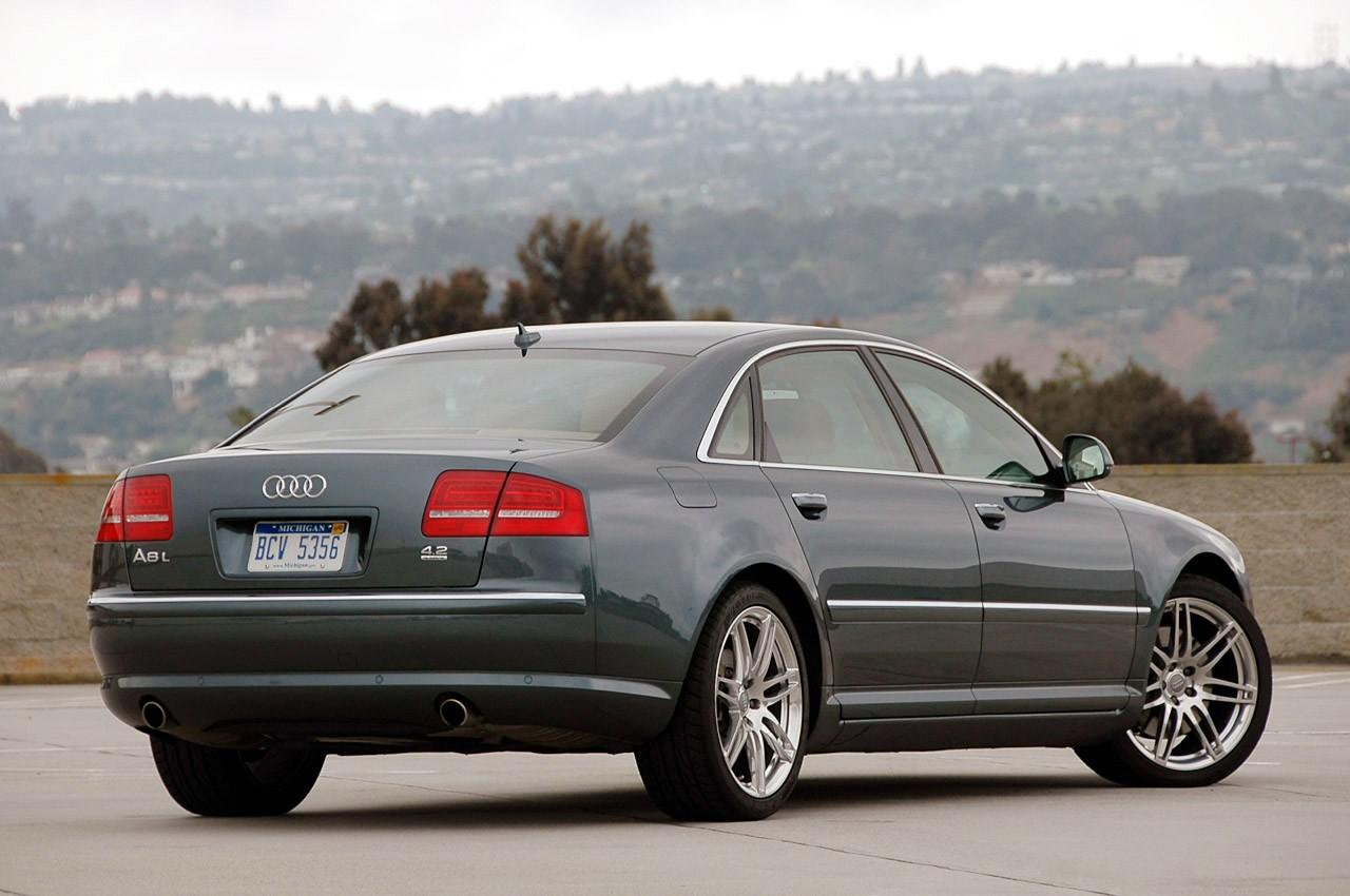 Led Audi A8 D3 (2002-2010)