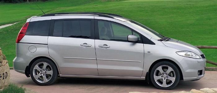 Led Mazda 5 MKI (2005-2010)
