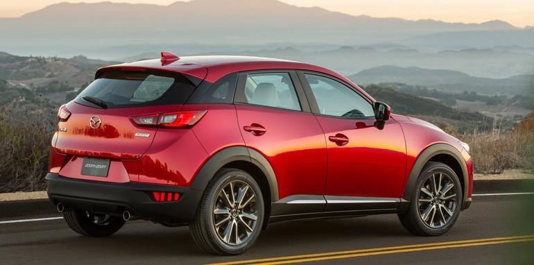 Led Mazda CX-3 (2015-2019)