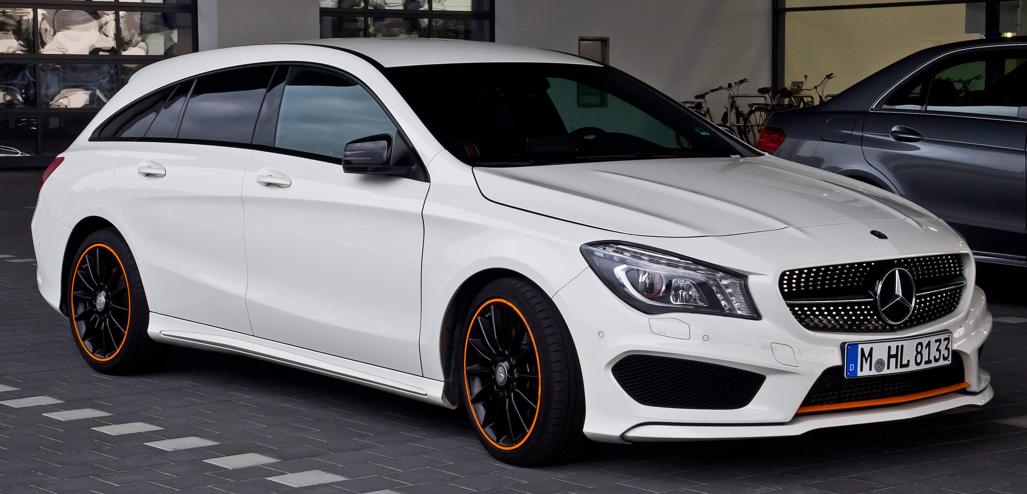Led Classe CLA X117 Shooting Break (2013-2019)