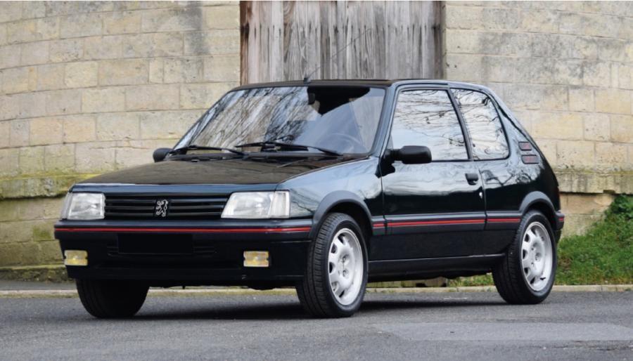 Led Peugeot 205 (1982-1998)