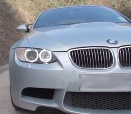Led Angel eyes BMW