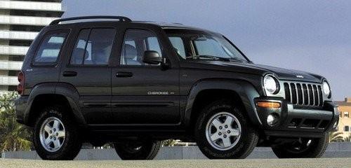 Led Cherokee KJ (2001-2007)